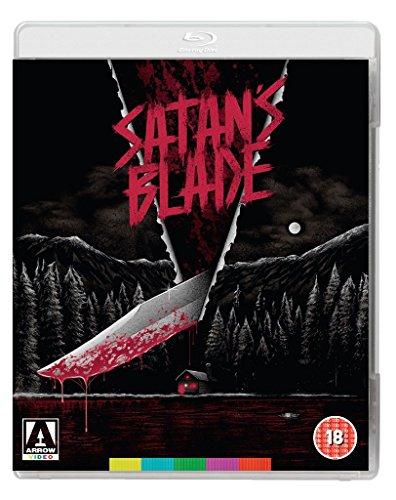 Satan's Blade Dual Format Blu-ray + DVD [Edizione: Regno Unito]