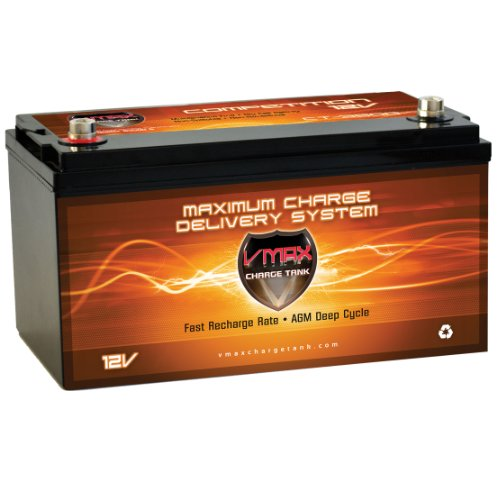 VMax Charge Tank 3500 Watt Ultimate Car Audio Charge Tank Battery
