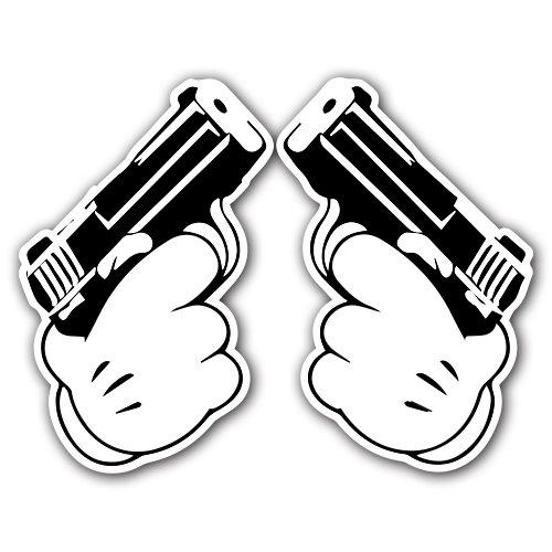 pistol-series-bomb-sticker-decal-cartoon-graffiti-car-wrap-ac-jdm-skateboard-snowboard-vinyl-ipad-ma