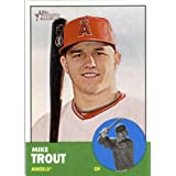 2012 Topps Heritage Mike Trout