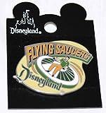 Disneyland Tomorrowland Flying Saucers Ride 1998 Pin