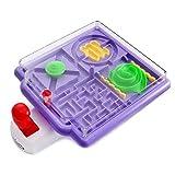 4 en 1 Laberinto Juego 3D Canicas Rodantes para niños Inteligente Actividad Juguetes by Beby
