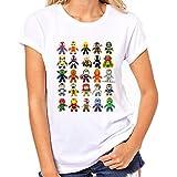 Marvel Characters Cool T-shirt Womens Classic T-Shirt