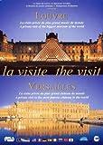 echange, troc Versailles, la visite - Le Louvre, la visite - Coffret