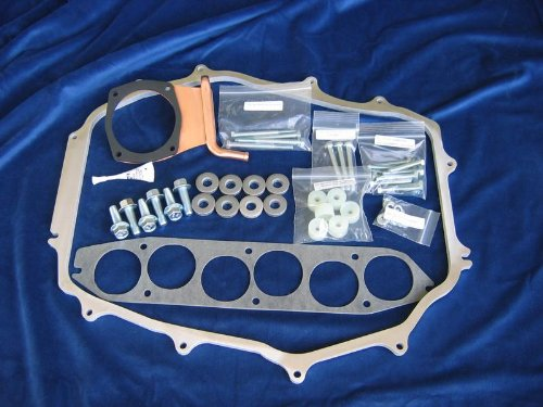 Motordyne 5/16 Copper Isothermal Plenum Spacer 350Z G35