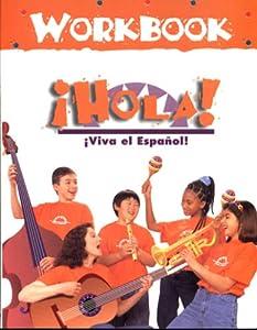 Amazon.com: Hola! Workbook (Viva el Espanol! Series) (9780844209456