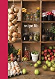 img - for Recipe File book / textbook / text book
