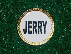 Gatormade Personalized Golf Ball Marker Jerry