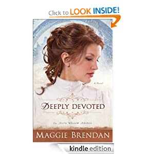 Deeply Devoted (The Blue Willow Brides Book #1): A Novel