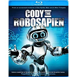 Cody the Robosapien [Blu-ray]