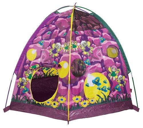 Pacific Play Tents Dancing Fairies Castle, Purple front-1000108