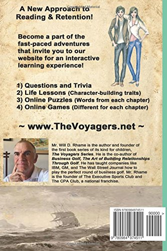 The Voyagers Series - Europe: A New Multi-media Adventure Book 1: Volume 1