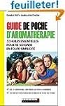 Guide de poche d'aromath�rapie