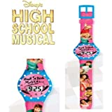 High School Musical Pink Diamante LCD Watch. New 2008 Design.by Toys_2u