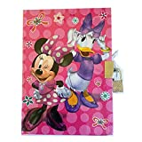 Disney Minnie Mouse Diary With Lock