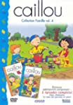 Caillou : collection famille, vol. 4