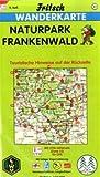 Fritsch Karten, Nr.51, Naturpark Frankenwald