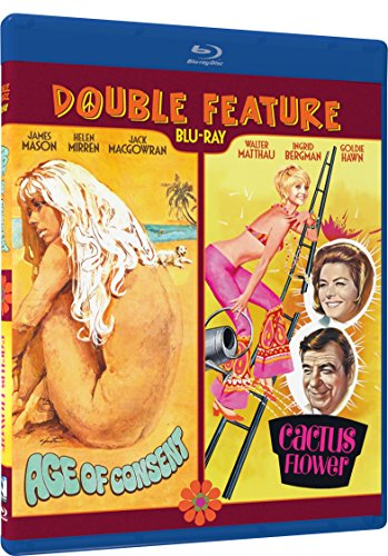 Blu-ray : Age Of Consent / Cactus Flower (double Feature) (Widescreen)