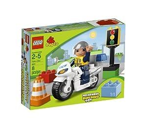 LEGO LEGOVille Police Bike 5679