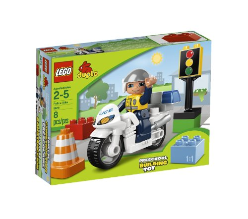 LEGO LEGOVille Police Bike 5679 - 1