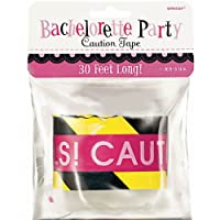 Bachelorette Party Caution 30ft Tape