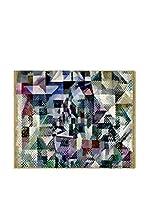 Especial Arte Lienzo Window on the City No 3 - Robert Delaunay Multicolor