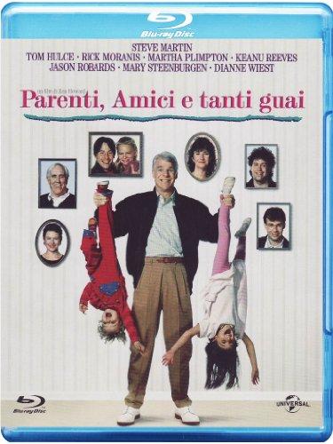Parenti, amici e tanti guai [Blu-ray] [IT Import]