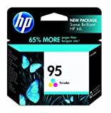 HP 95 Tri-color Ink Cartridge