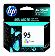 HP 95 Tri-color Original Ink Cartridg…