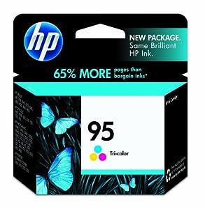 HP 95 (C8766WN) Tri-color Original Cartridge