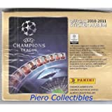Champions league 2010-11 figurine box 50 bustine panini