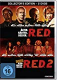RED RED 2 DVD Collectors Edition