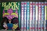 BLACK BRAIN 全10巻完結(ヤングマガジンコミックス) [マーケットプレイス コミックセット]