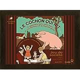 Dujardin - 10007 - Jeu de Société - Le Cochon Qui Rit - Version Luxe - Bois