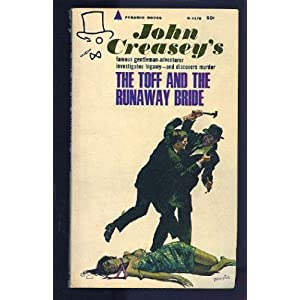 The Toff and the Runaway Bride - John Creasey