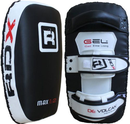 RDX Thai Kick Boxing Strike Pad MMA Focus Muay Hook jab