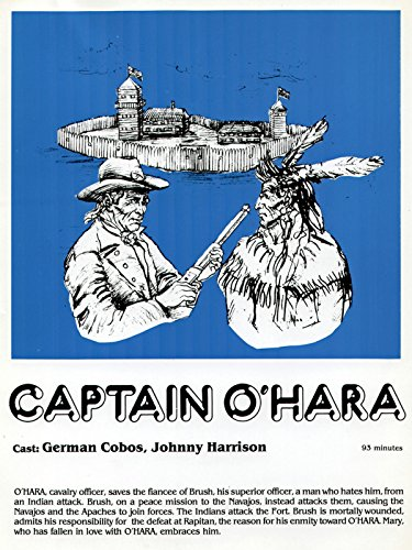 The Secret of Captain O'Hara on Amazon Prime Instant Video UK