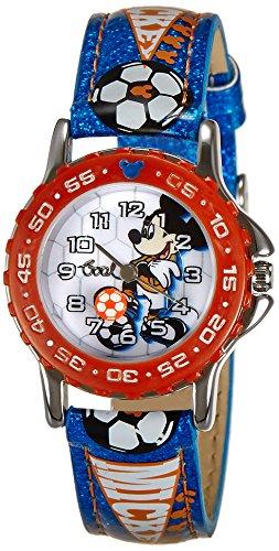 Disney Disney Analog Multi-Color Dial Boys's Watch - 3K1552U-MK-017BE (Multicolor)