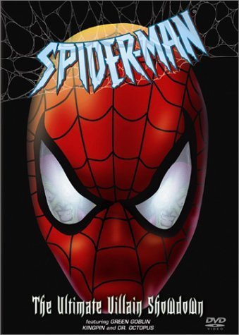 Spider-Man: The Ultimate Villain Showdown by Buena Vista Home Entertainment