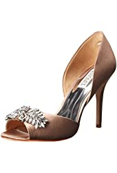 Badgley Mischka Women's Nikki D'Orsay Pump