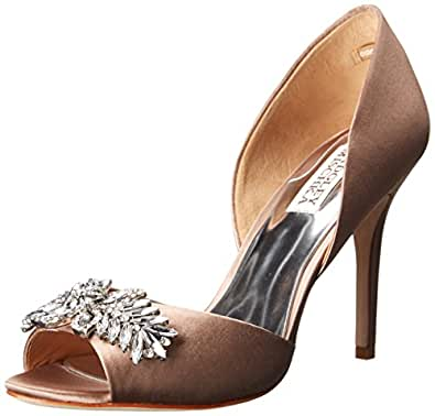: Badgley Mischka Women's Nikki D'Orsay Pump: Badgley Mischka: Shoes