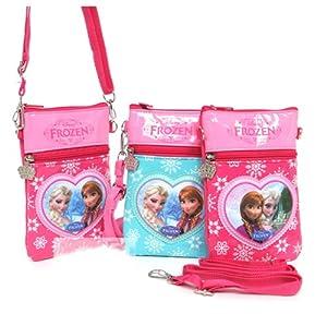 Disney Frozen Kid Children Slim Pouch Cross Bag 193828