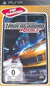 Need for Speed : Underground 2 Rivals - essentials [import allemand]