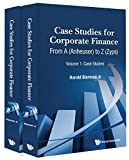 img - for Case Studies for Corporate Finance: From a (Anheuser) to Z (Zyps) (In 2 Volumes) book / textbook / text book