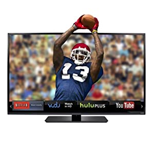 VIZIO E-Series E500d-A0 50-Inch 1080p 3D Smart LED HDTV