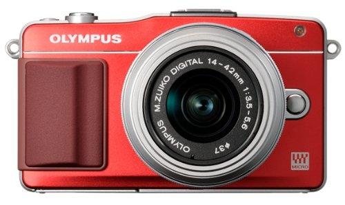 Olympus E-PM2 Interchangeable Lens Digital Camera