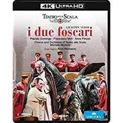 Verdi: I Due Foscari [Blu-ray]