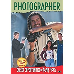 Tell Me How Career Series: Photographer