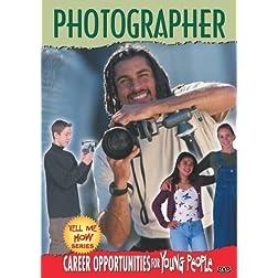 Tell Me How Career Series: Photographer