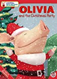 img - for OLIVIA and the Christmas Party (Olivia TV Tie-in) book / textbook / text book